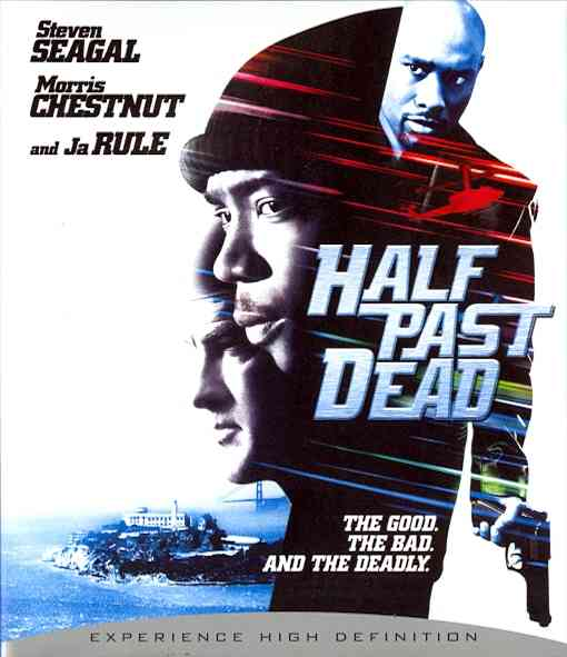 HALF PAST DEAD BY SEAGAL,STEVEN (Blu-Ray)